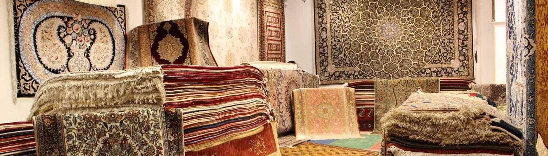 Lavaggio tappeti antichi a Grottaferrata vicino Roma