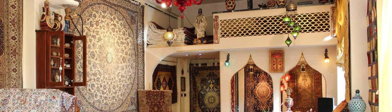 Restauro tappeti antichi vicino Roma: Galleria Sufi Grottaferrata