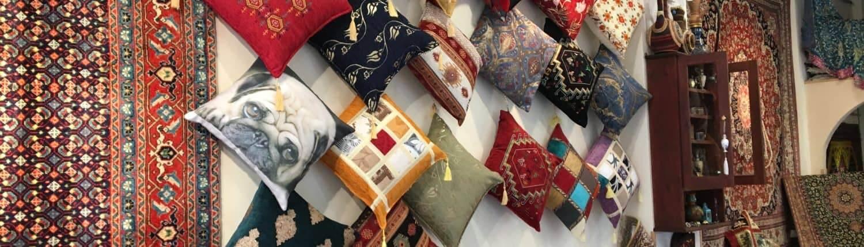 cuscini provenienza turchia tessuti europei