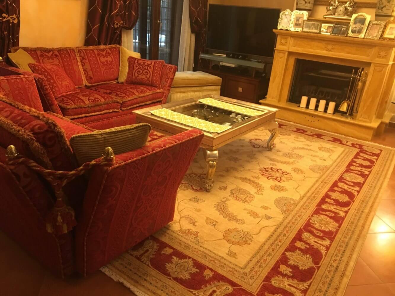 Simulazioni (Consigli per la collocazione dei tappeti)
