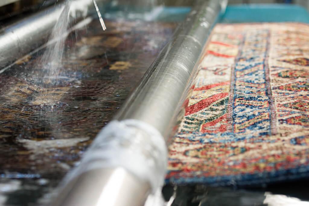 Lavaggio tappeti con ritiro e consegna a domicilio Gratuiti