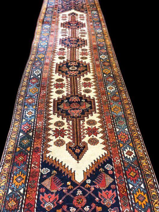Persia baku antico inizi 900 colori vegetali 460x110